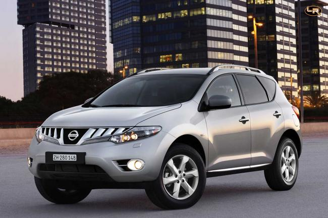 Nissan murano ii une nouvelle reference en suv