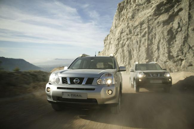 Images nissan x trail