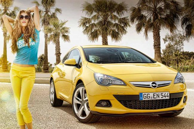 Opel astra gtc 1 6 sidi turbo 170 prix performances