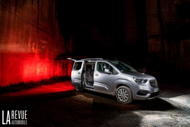 Galerie Opel Combo Life Innovation