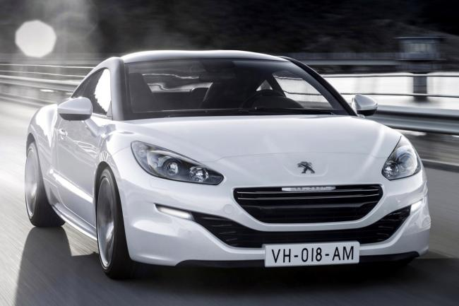 Miss france 2014 prend possession de sa peugeot rcz