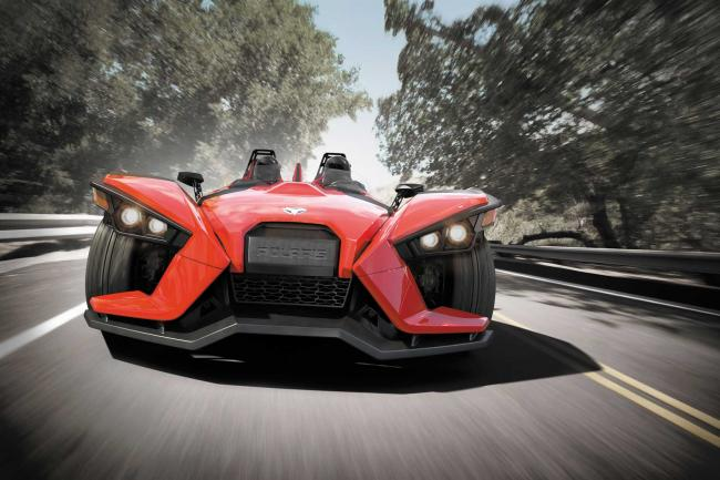 Slingshot de polaris en limited edition