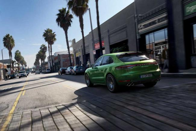Porsche Macan Turbo : toujours plus fort !