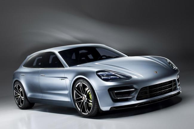 Panamera sport turismo porsche recree le break