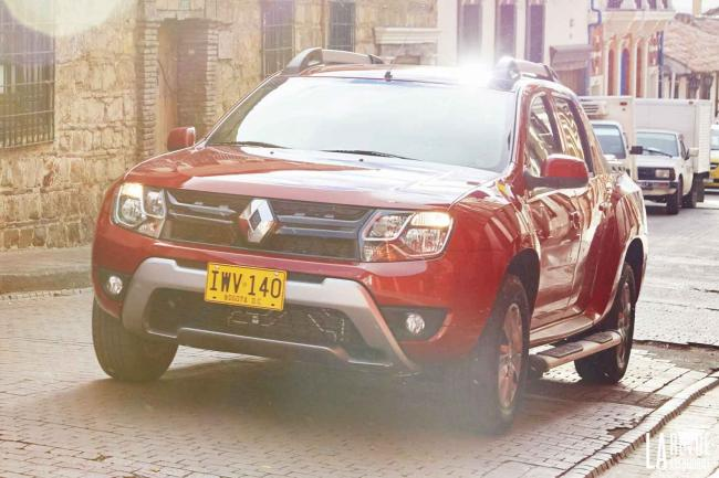 Le dacia duster aura son pick up low cost le duster oroch