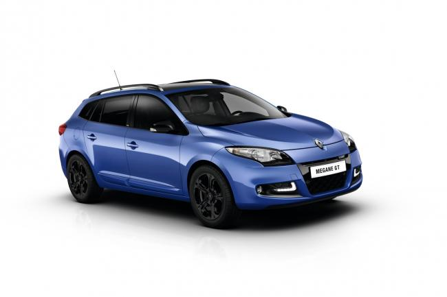 Renault megane estate gt 220 le break de chasse