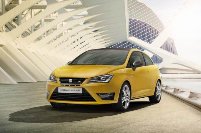 Photos seat ibiza cupra