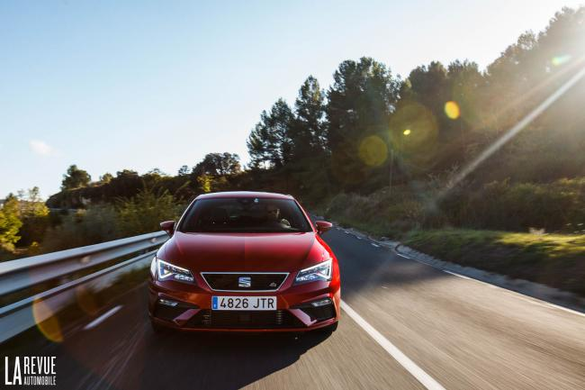 Essai : la Seat Leon se renforce via son lifting