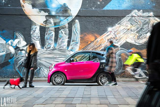 Essai smart brabus tailor made i m a barbie girl