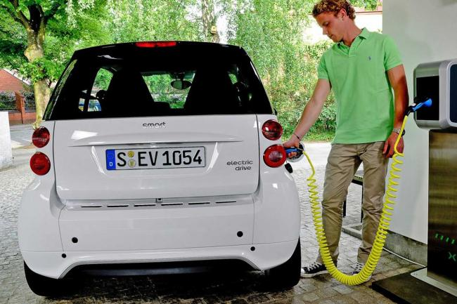 Images smart fortwo electric drive