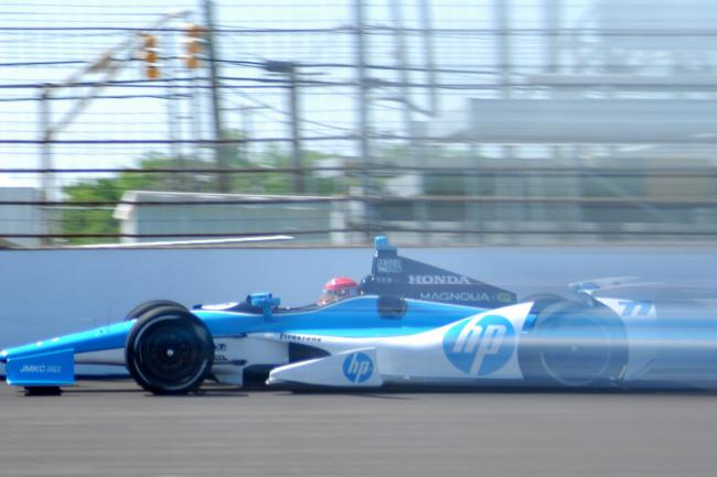 Album photos les frenchies en indycar