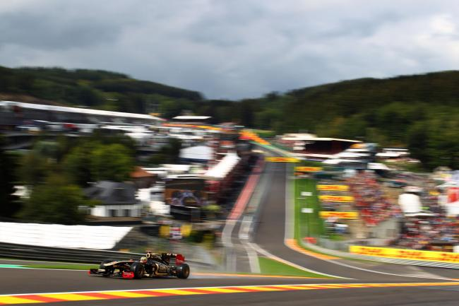 Images sport spa francorchamps