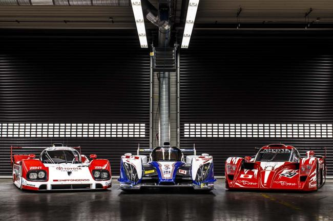 Toyota le mans heritage