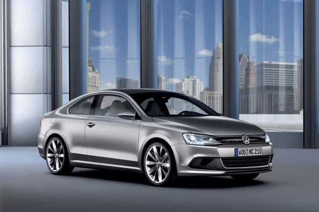 Volkswagen jetta coupe ou ncc