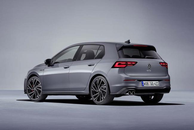 Photo Volkswagen Golf 8 GTD Interieur / Exterieur année: