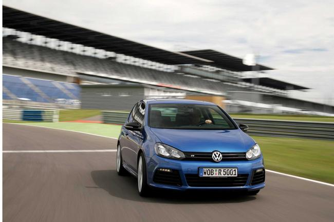 Album volkswagen golf r