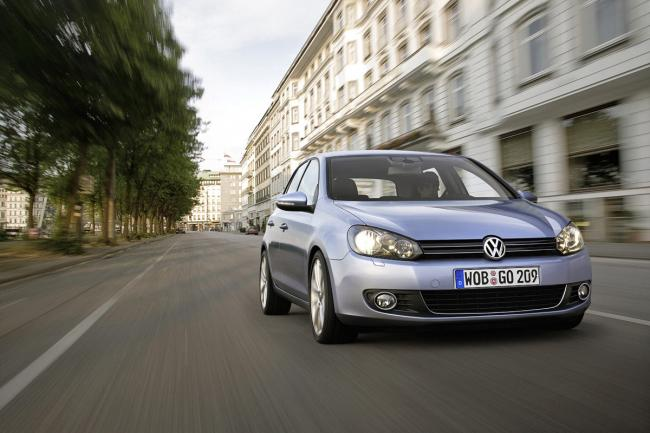 Volkswagen golf vi le mythe evolue doucement