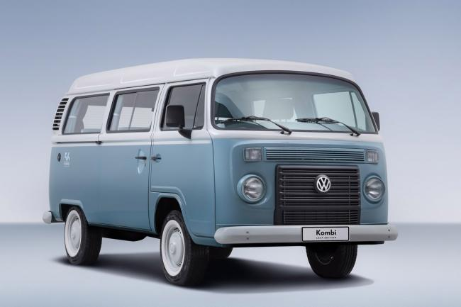 Volkswagen stoppe la production de son combi