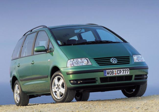 Album volkswagen sharan
