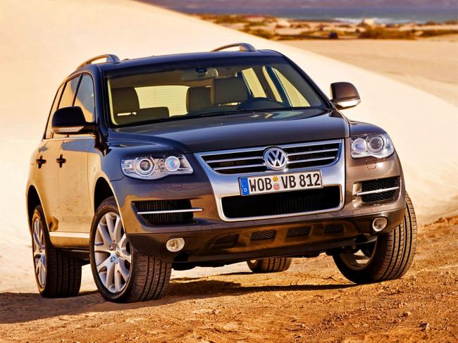 Images volkswagen touareg