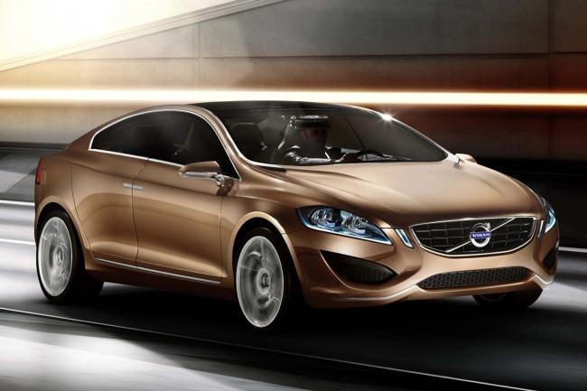 Volvo s60 concept incroyable talent