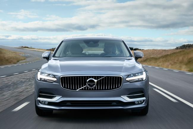 Volvo s90 le xc90 version grande berline