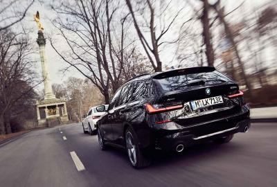 BMW 330e Touring : le 1er break hybride rechargeable de BM