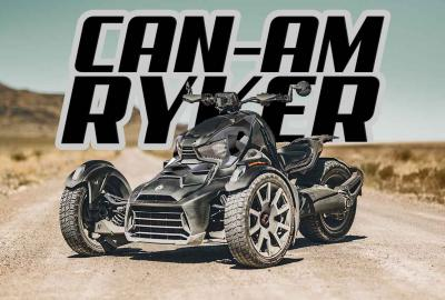 Can-Am Ryker : ni moto ni auto… juste du FUN !
