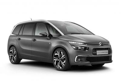 Citroën Grand C4 SpaceTourer : voici la C-Series