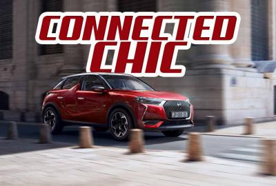 DS 3 Crossback Connected Chic : beau et techno ... ?