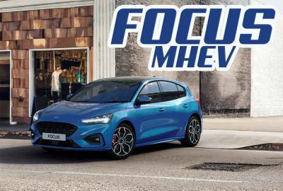 Ford Focus Ecoboost mHEV : une solution hybride contre le gaspi…