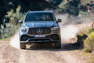 Mercedes-AMG GLE 53 4MATIC+ : chaud devant !