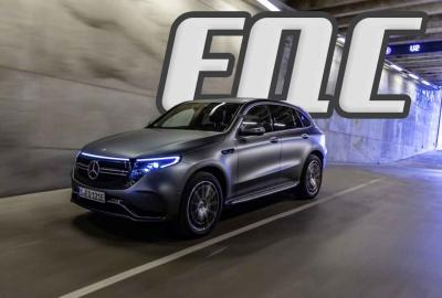 Mercedes EQC : la charge la plus rapide en courant alternatif !
