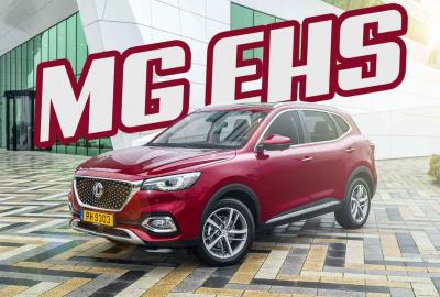 MG EHS : le SUV Chinois hybride rechargeable qui va tout bouleverser !