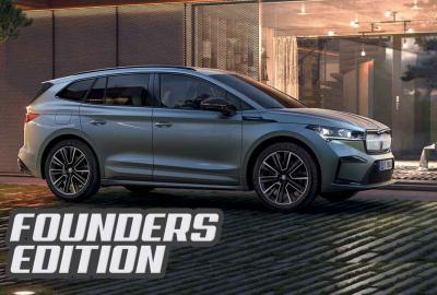 Skoda ENYAQ iV Founders Edition : Laurin& Klement en égéries