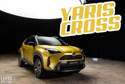 Toyota Yaris Cross : le SUV « Made in France »