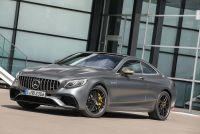 Mercedes AMG S63 : une série limitée Yellow Night Edition