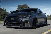 Infiniti project black s concept une mise a jour avant la production