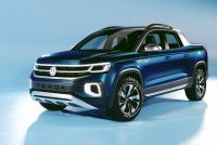 Volkswagen Tarok : le petit pick-up