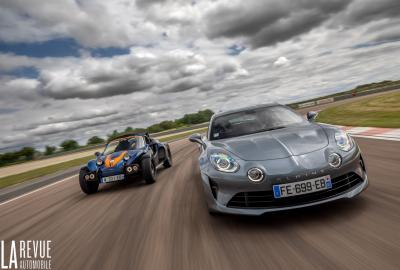 Essai Alpine A110 VS Secma Fun Buggy : vive la France !