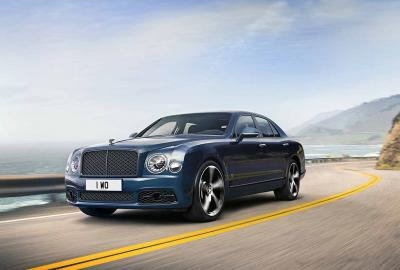 Bentley Mulsanne 6.75 Edition : la Der des Ders !