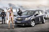 Chevrolet refait le 1er tour de france