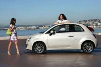 Fiat 500c en video et en photos