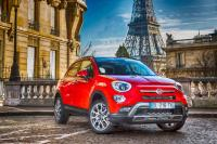 Prix Fiat 500x Cross et Cross plus