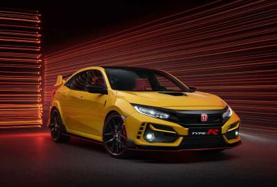 Civic Type R Limited Edition : + extrême que la Mégane RS Trophy R ?