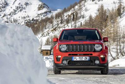 Jeep ressort le Renegade Quiksilver mais en Winter Edition