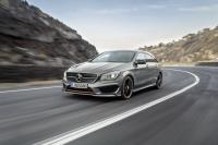Mercedes degaine son cla en shooting brake