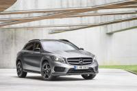 Mercedes gla officielle