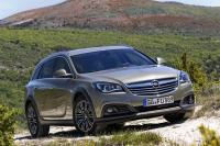 Opel insignia country tourer les caracteristiques