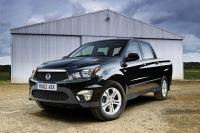 Photos ssangyong actyon sports